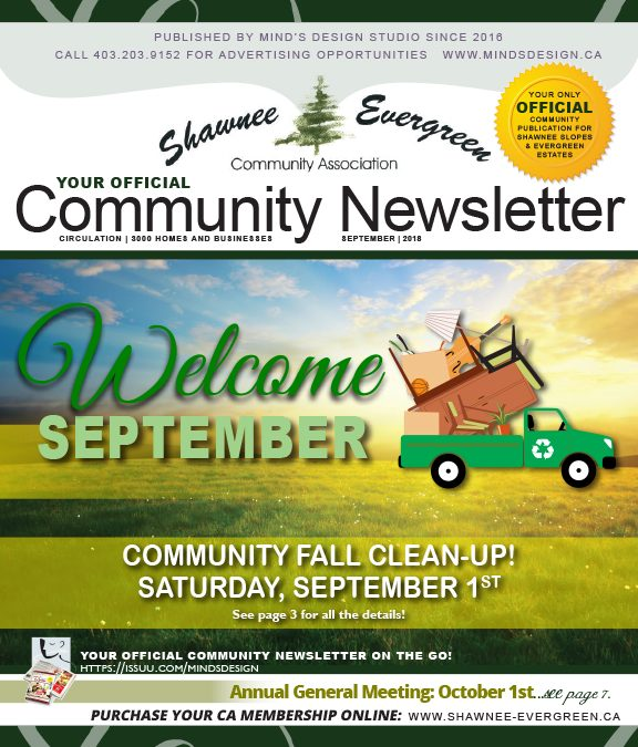 SECA September 2018 Newsletter