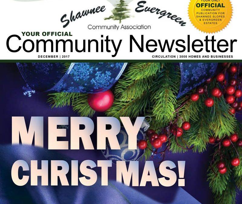 SECA December 2017 Newsletter