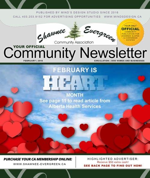 SECA February 2018 Newsletter