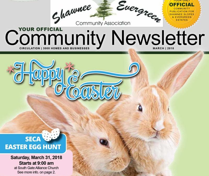 SECA March 2018 Newsletter