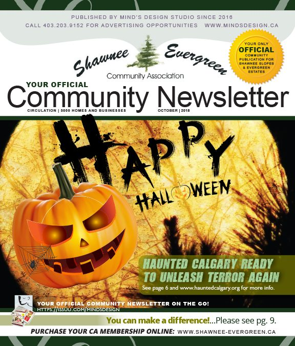 SECA October 2018 Newsletter