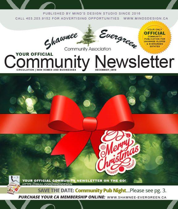 SECA December 2018 Newsletter