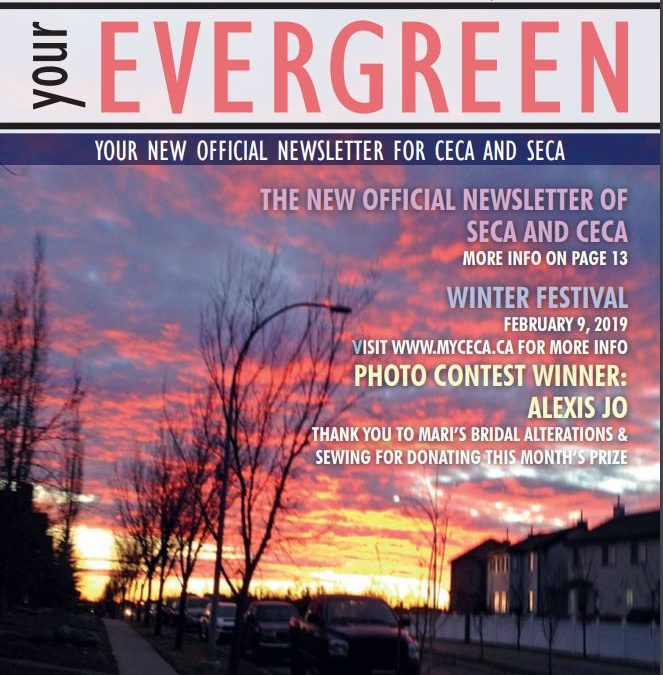 Your Evergreen February 2019