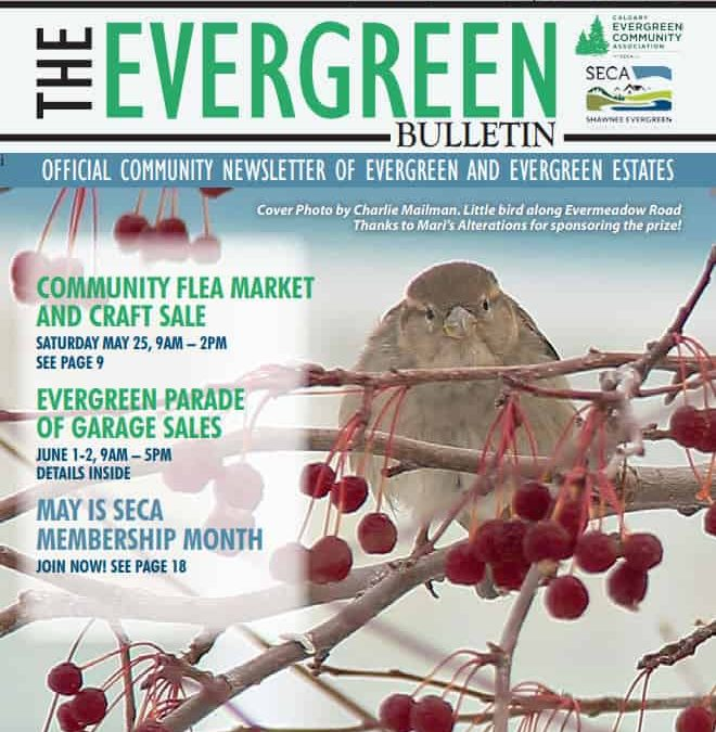 Evergreen Bulletin May 2019