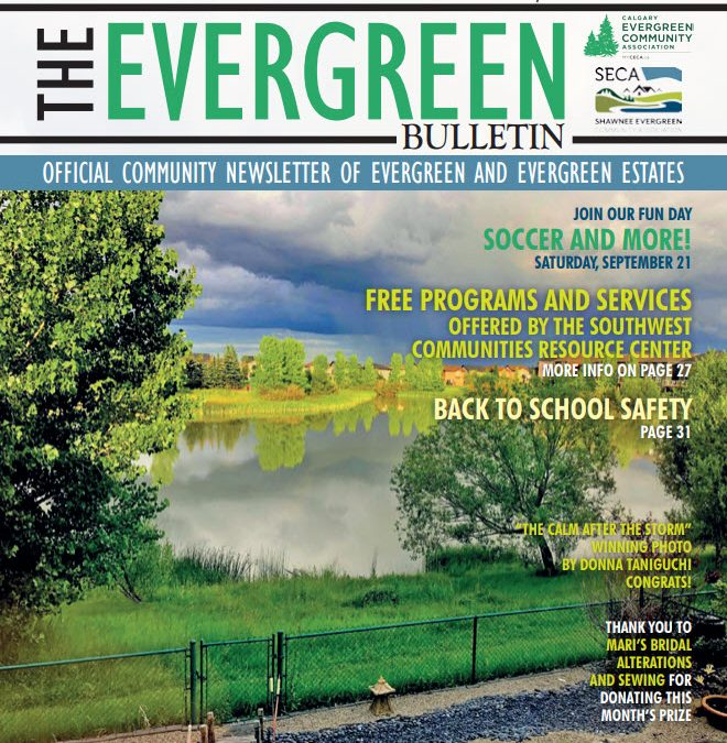 Evergreen Bulletin September 2019