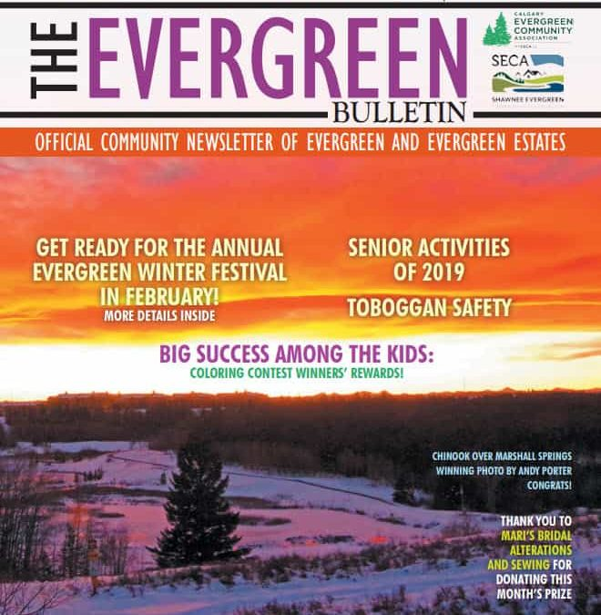 Evergreen January 2020